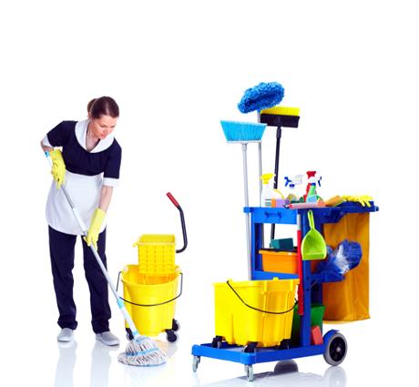 Impresa di pulizie professionale